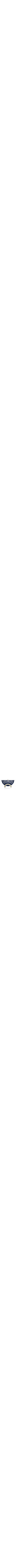 Blue Colorful anodized aluminum with hammering Best selling Anodized aluminum reversible Menorah candlesticks
