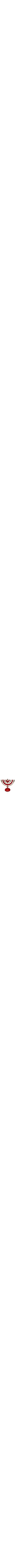 CLASSIC MENORAH FOR HANUKKAH