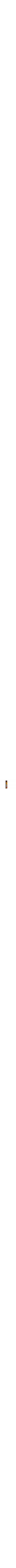 Colorful abstract Mezuzah