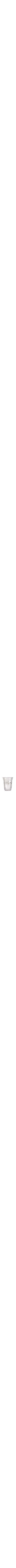 Traditional silver Kiddush cup