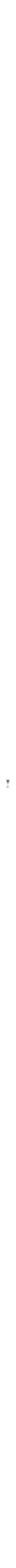 Customized Kiddush Cup in blue, and rainbow colors, personal goblets, in your color, and in your name