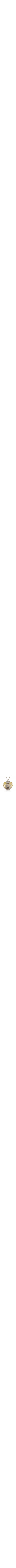 Stunning 14K Gold Ten Commandments necklace