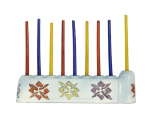 Menorah Elegant Chanukiah