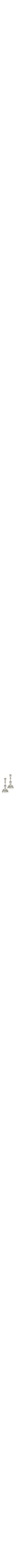 Large Candlesticks With Legs