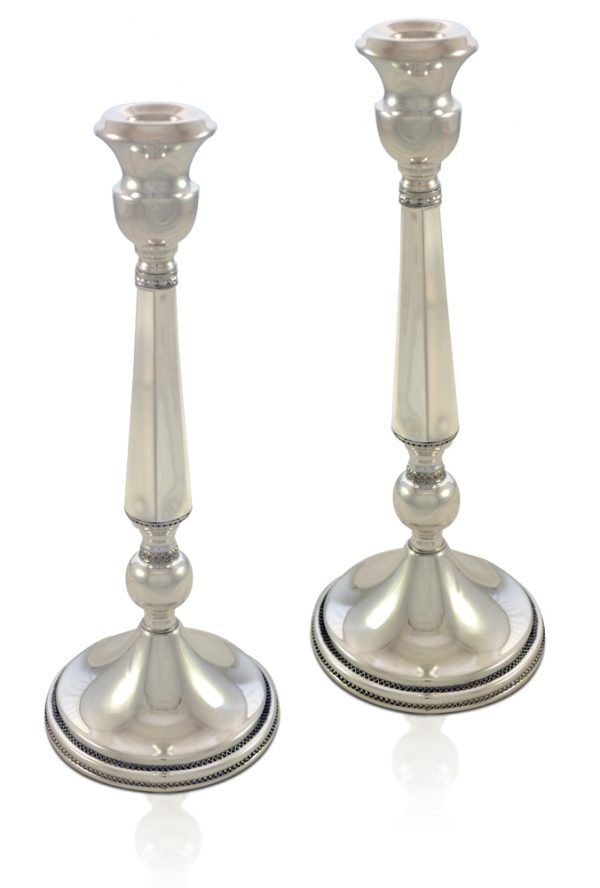 traditional-handmade-sterling-silver-candlesticks