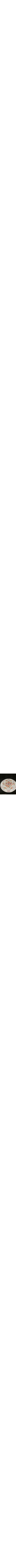 Circle Seder Plate Passover plate made of ceramic